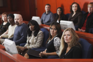 criminal law court room