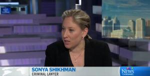Sonya Shikhman CTV News
