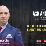 Lawyer Ed Prutschi on Family & Criminal Law