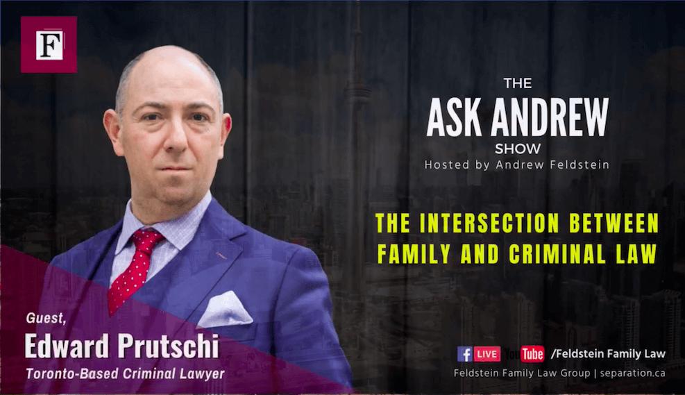 Lawyer Ed Prutschi on Family & Criminal Law