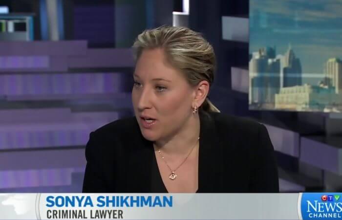 Sonya Shikhman Toronto Criminal Lawyer
