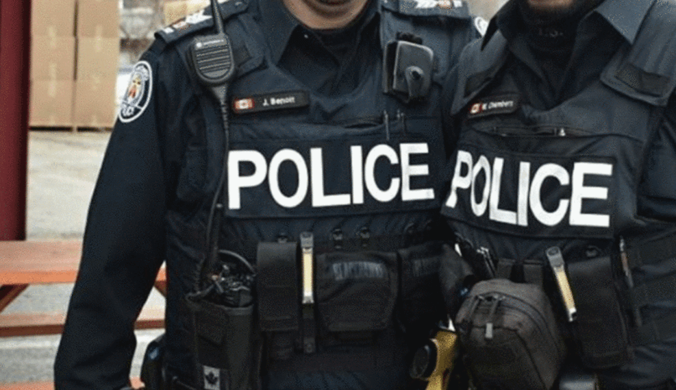 Illegal for Toronto Police Officers to Use Marijuana